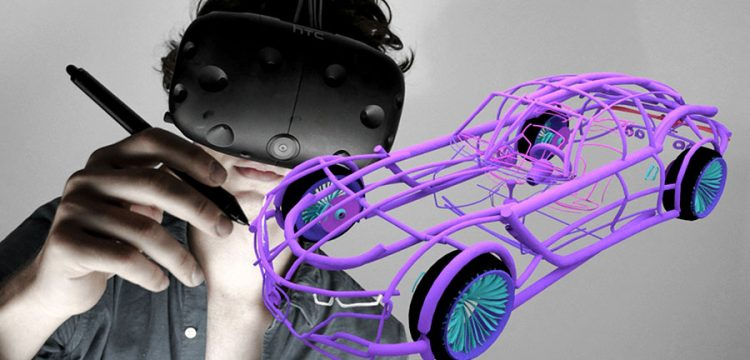 Arte y Realidad Virtual, la pareja del año: Tilt Brush, Oculus Medium y Gravity Sketch.